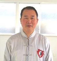 乾龍先生の写真